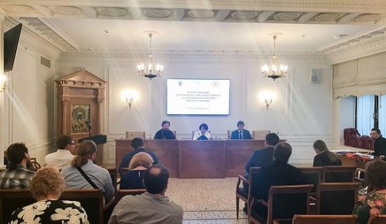 В ОЦАД завершилась первая сессия всероссийского научно-практического семинара «Теология и образование: вектор развития»